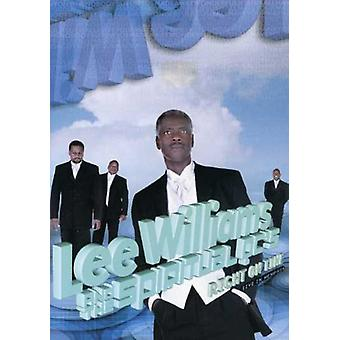 Williams, Lee & Spiritual Qc's - Right on Time [DVD] USA import