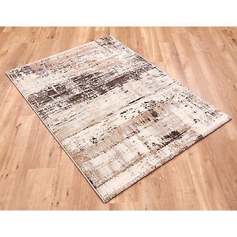 Galleria 63378 6282 Beige Brown  Rectangle Rugs Modern Rugs