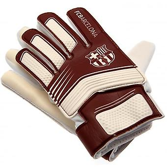 Barcelona Goalkeeper Gloves Youths