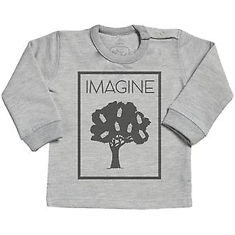 Spoilt Rotten Imagine Design Long Sleeve Sweater