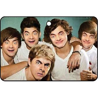 Bean Direction Car Air Freshener
