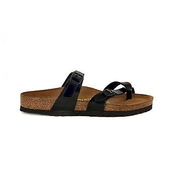 Birkenstock Mayari Svart 071091 universell sommar kvinnor skor