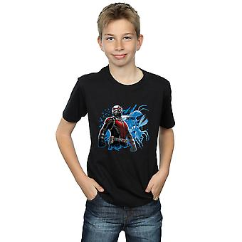 Marvel Boys Ant-Man Standing T-Shirt