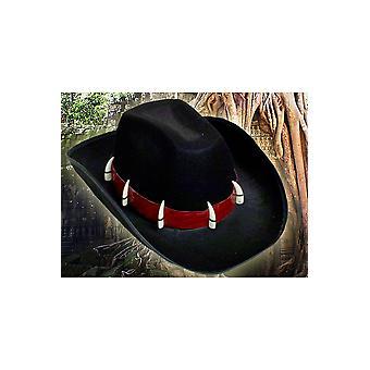 Chapeaux, chapeau de Cowboy noir Crocodile Dundee
