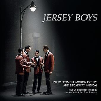 ジャージー ・ ボーイズ: 音楽から動画像 - ジャージー ・ ボーイズ: 撮映からの音楽 【 CD 】 USA 輸入