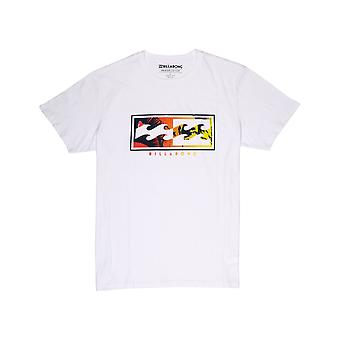 Billabong Inverse Short Sleeve T-Shirt en blanc