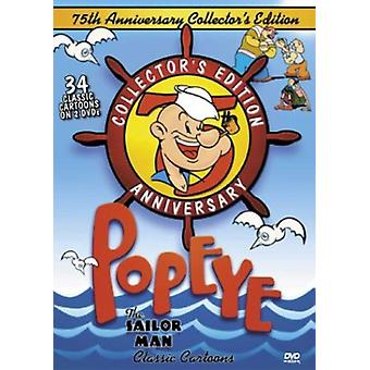 Popeye - Popeye Collector's Edition Anniversary [DVD] USA import