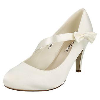 Kære Anne Michelle bryllup Domstolen sko - L2995