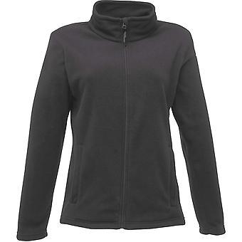 Regata damas cremallera Micro Fleece chaqueta gris TRF565