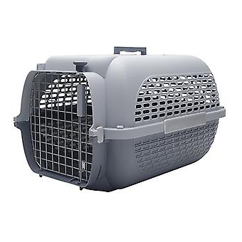 Dogit/ Catit Voyageur 400/ Pet Carrier, XL, 68 x 47 x 43 cm, Cool Grey