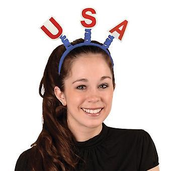 USA-Kopf-Bopper