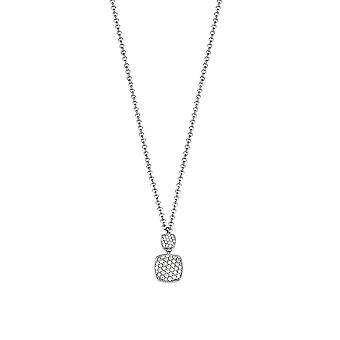 Esprit Collection Damen Kette Collier Silber Zirkonia ANTIGONE ELNL92655A420