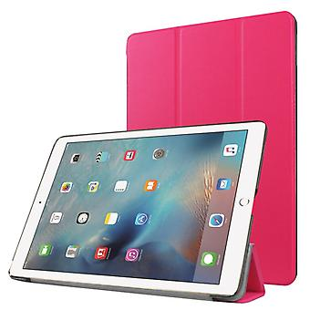 Premium Smart cover Pink for Apple iPad Pro 9,7 tommer