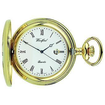 Woodford Half Hunter Pocket 1211 Watch