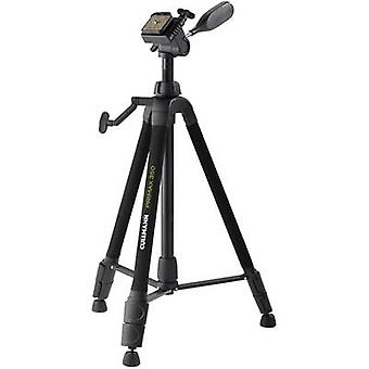 Cullmann Primax 350 Tripod 1/4 Working height=53.5 - 135.5 cm Black incl. bag