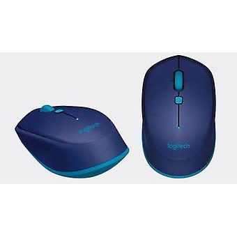Logitech M535 Bluetooth mouse Laser Blue