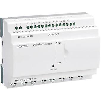 Crouzet 88974031 Millenium 3 Smart CB20 R PLC controller 24 V DC