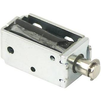Intertec ITS-LS-1008-Z-24VDC Solenoid attracting 0.01 N/mm 0.9 N/mm 24 V DC 0.8 W