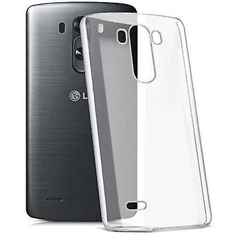 LG G2 transparent fodral cover silikon