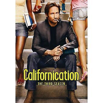 Californication: Season 3 [DVD] USA import
