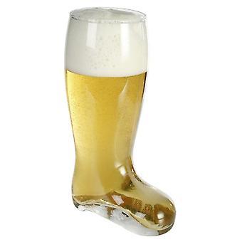 Bier laarzen XXL glas capaciteit: 800 ml.