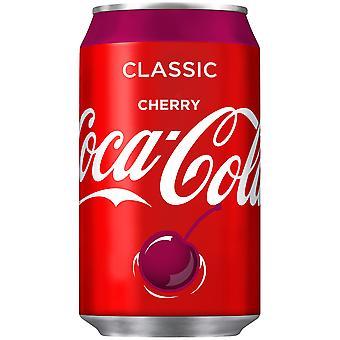 Coca Cola Cherry Coke Cans