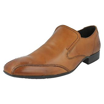 Mens Base Londen formele schoenen Hollow