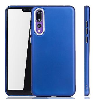 Huawei P20 per case - Mobile Shell for Huawei P20 per - cell phone case in dark blue