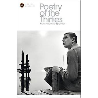 Poesía de los años 30 por Robin Skelton - libro 9780141184579