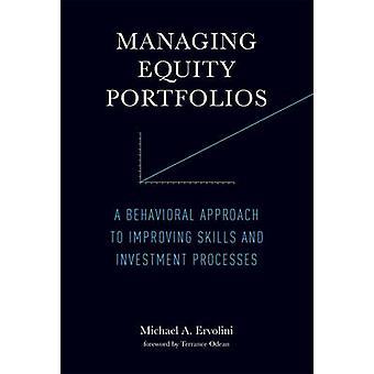 Verwaltung von Aktienportfolios - eine Verhaltenstherapie Ansatz zur Verbesserung der Fähigkeiten