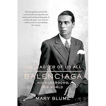 Ledar-av oss alla av Mary Blume - 9780374534387 bok