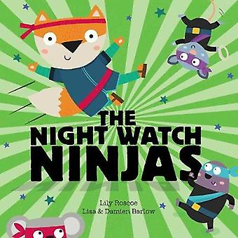 Night Watch Ninjas av Night Watch Ninjas - 9781471164675 bok