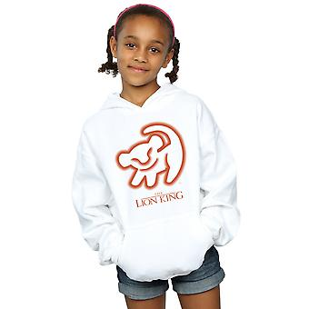 Filles de Disney The Lion King grotte dessin Hoodie