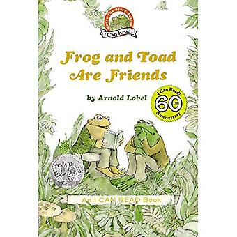 Frog and Toad Are Friends (I Can Read!: Level 2)