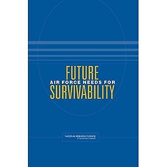 Futuri Air Force ha bisogno per la sopravvivenza