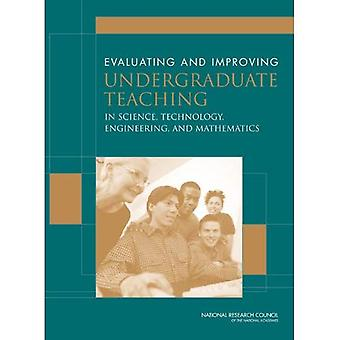 Oceny i poprawy licencjackich nauczania w dziedzinie nauki, technologii, inżynierii i matematyki