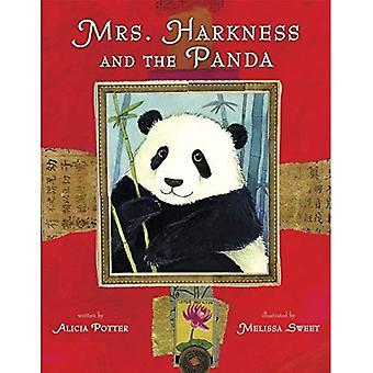 Mme Harkness et le Panda
