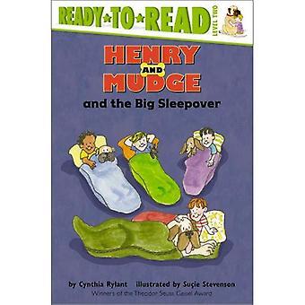 Henry e Mudge e a grande festa do pijama (Henry e Mudge série #27)