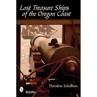 Naves del tesoro perdido de la costa de Oregon