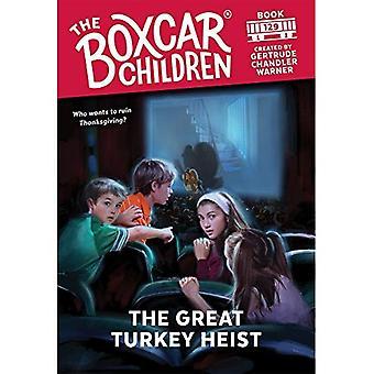 De grote Turkije-Heist