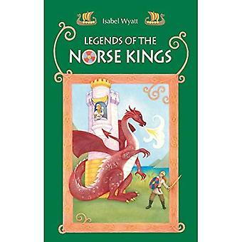 Legenden der nordischen Könige: die Sage von König Ragnar Ziegenleder und der Traum vom König Alfdan
