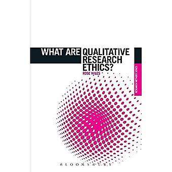 Mitkä ovat laadullisen tutkimuksen etiikkaan?