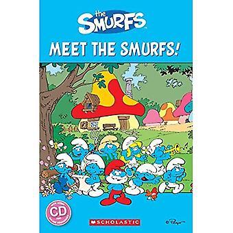 The Smurfs: Meet the Smurfs! (Popcorn Readers)