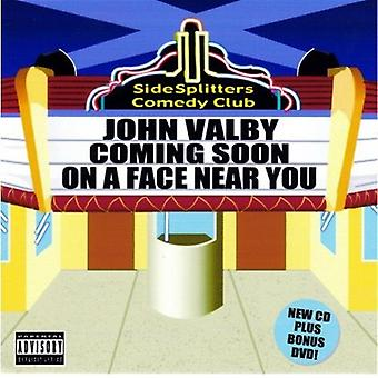 John Valby - Coming Soon on a Face Near You [CD] USA import