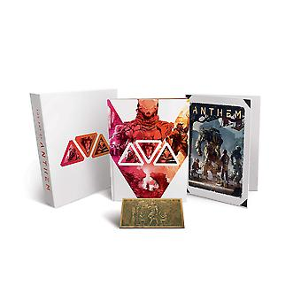 The Art of Anthem Limited Edition Hardcover Book