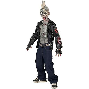 Costume enfant Zombie punk