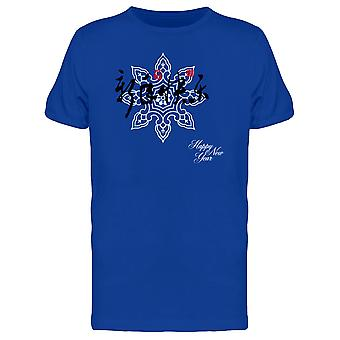 Chinese New Year Lettering Tee Men's -Image by Shutterstock