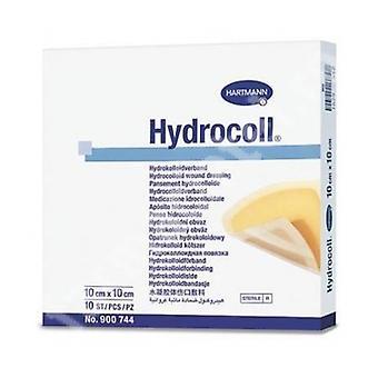 Hydrocoll Bev Edge 10Cmx10Cm 900744 10