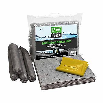 Portwest - 20 litr Maintenance Kit szary regularne