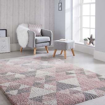 Dakari Nuru Teppiche In Rosa
